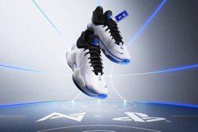 把PS5穿在腳上 PlayStation與NBA球星推Nike聯名運動鞋
