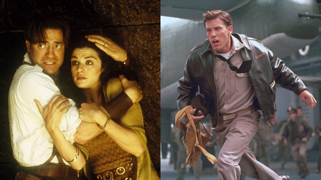 「神鬼傳奇2」與「珍珠港」當年被安排成為暑期強片對打。 圖/摘自imdb