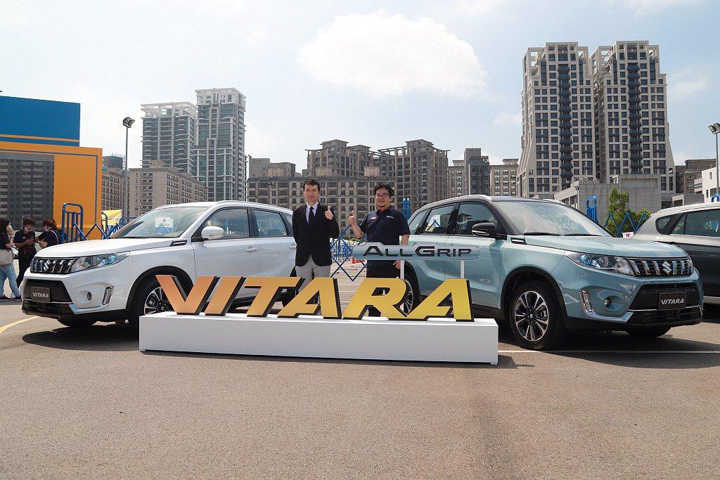 SUZUKI VITARA ALLGRIP的適時智慧型四輪傳動系統提供AUTO自...