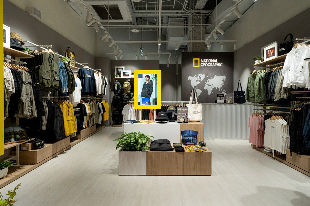 「National Geographic國家地理」潮流戶外服飾全台第一家品牌專賣...