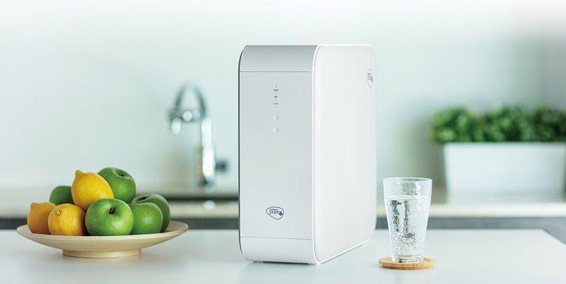 聯合利華Pureit RO淨水器,體積小簡約時尚設計,低廢水比根除傳統RO為人詬...