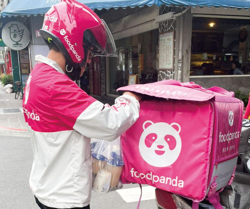Foodpanda外送夥伴需在地區限時內接單,頗有時間壓力,往往造成等候糾紛。