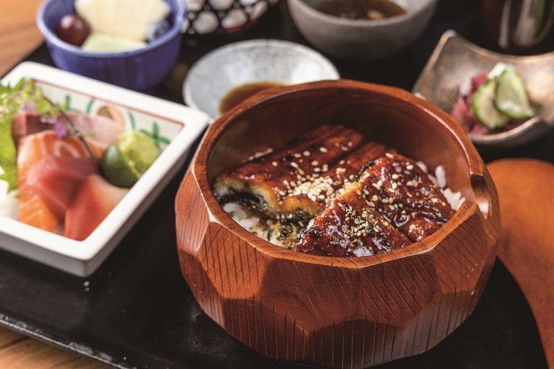 日本空運來台的兵庫縣鰻魚肉質細緻。 攝影/盧大中