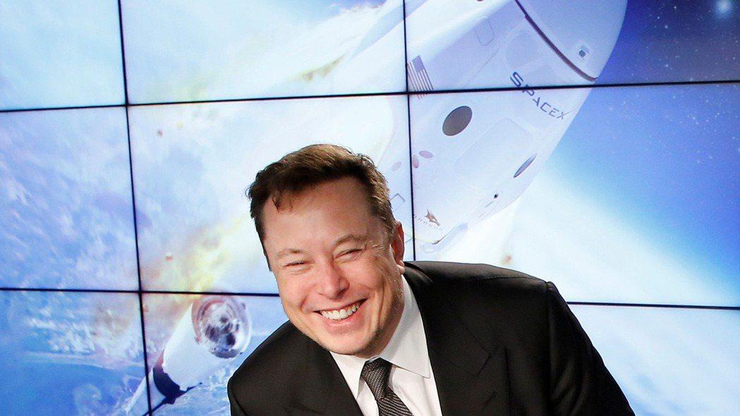 電動車大廠特斯拉創辦人馬斯克的Space X將在2022年第1季落實「DOGE-...
