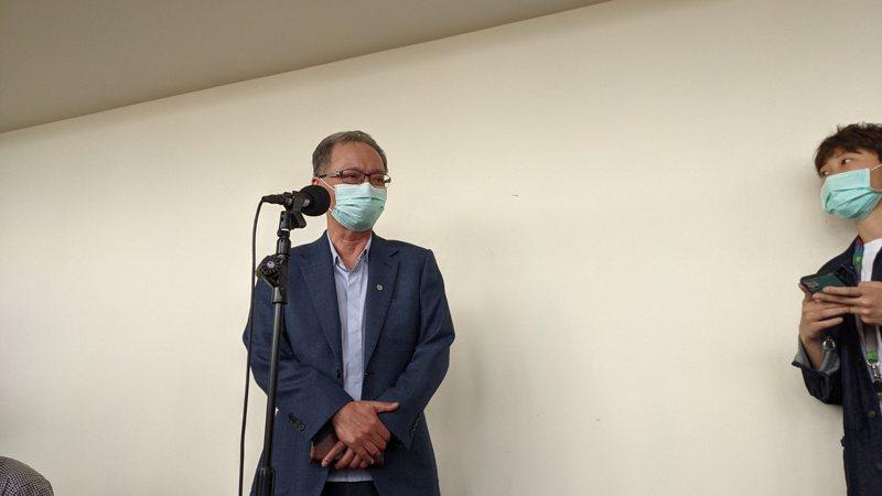 衛生福利部政務次長薛瑞元。記者邱宜君/攝影
