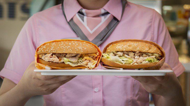 辣燻雞肉長堡,單點每份74元。圖/麥當勞提供