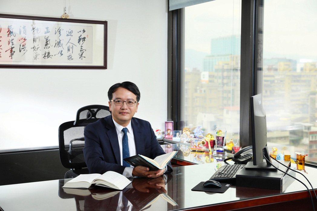 和潤總經理林彥良看好第二季營運展望可望延續第一季動能。業者提供
