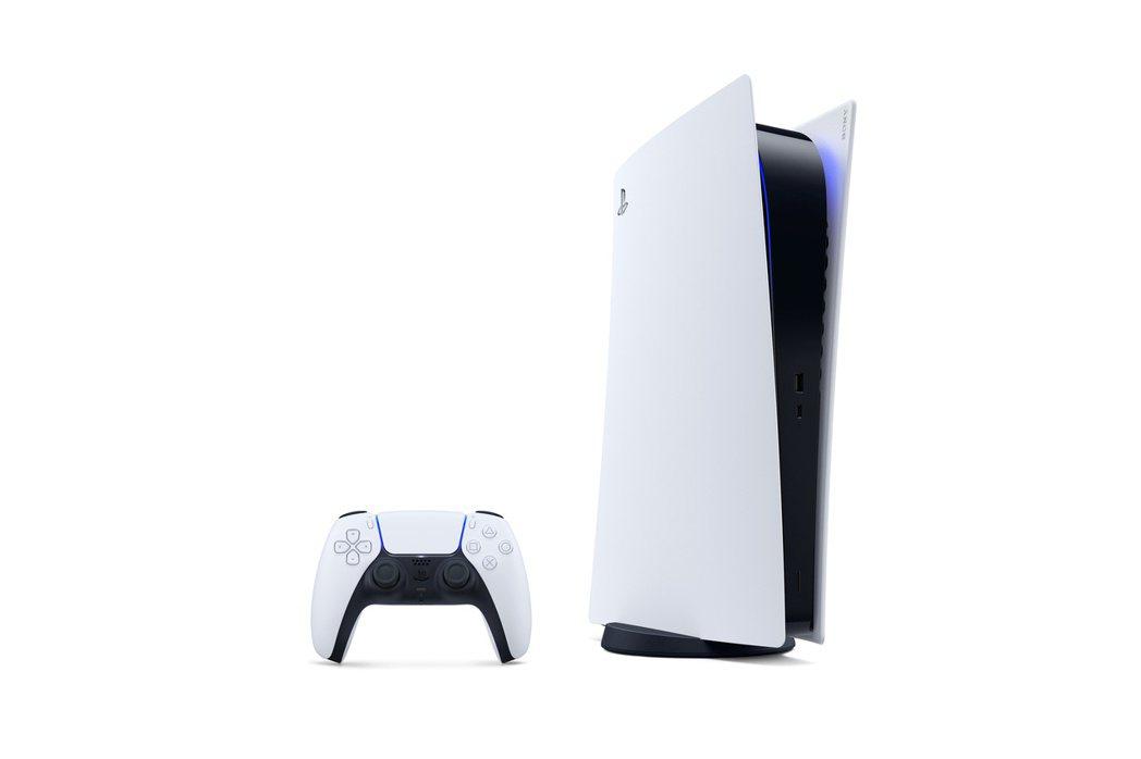 PlayStation 5電玩主機供應短缺的情況可能一路延續至2022年。(路透...