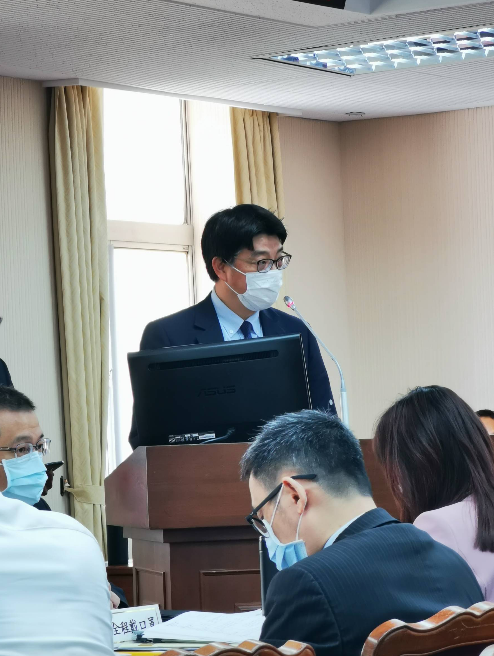 陸委會副主委邱垂正。記者賴錦宏/攝影
