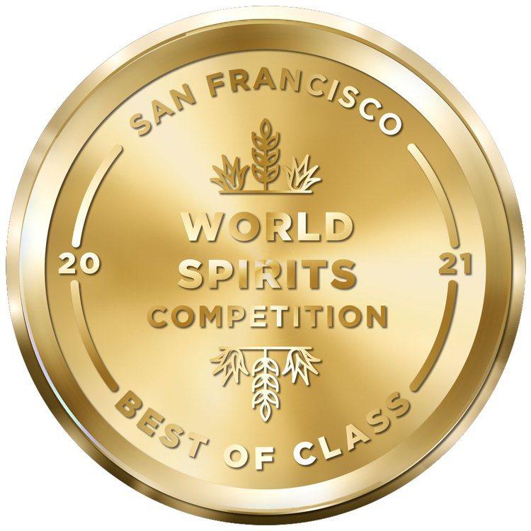 「噶瑪蘭經典獨奏Oloroso雪莉桶威士忌原酒」獲頒2021年SFWSC「其他產...