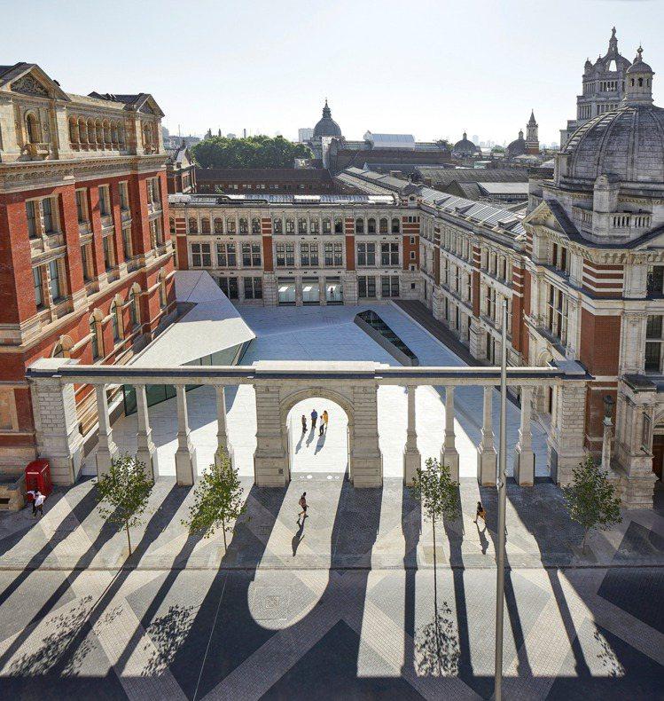英國「V&A」維多利亞與亞伯特博物館(Victoria and Albe...