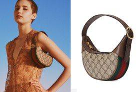 好可愛的迷你腋下包!Gucci超熱賣Ophidia系列新品上市