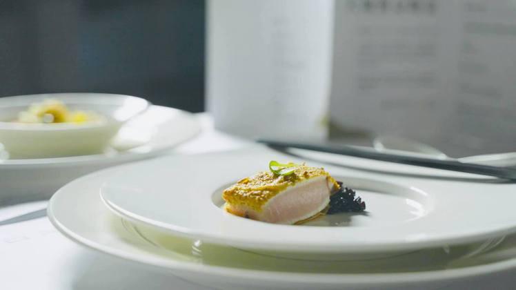 好時好物市集的主廚餐桌上會出現的主菜之一成功劍旗魚。圖/王群翔提供。