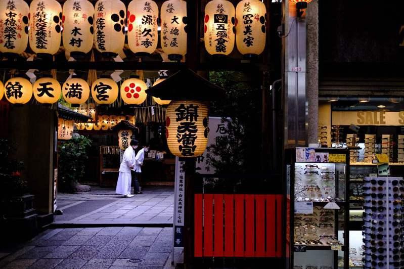 不少在京都置產的外地人,是嚮往在歷史都市擁有自己的第二個家。法新社