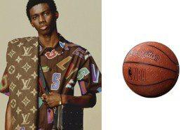 首款路易威登籃球超狂登場!LV×NBA全新系列即將開賣