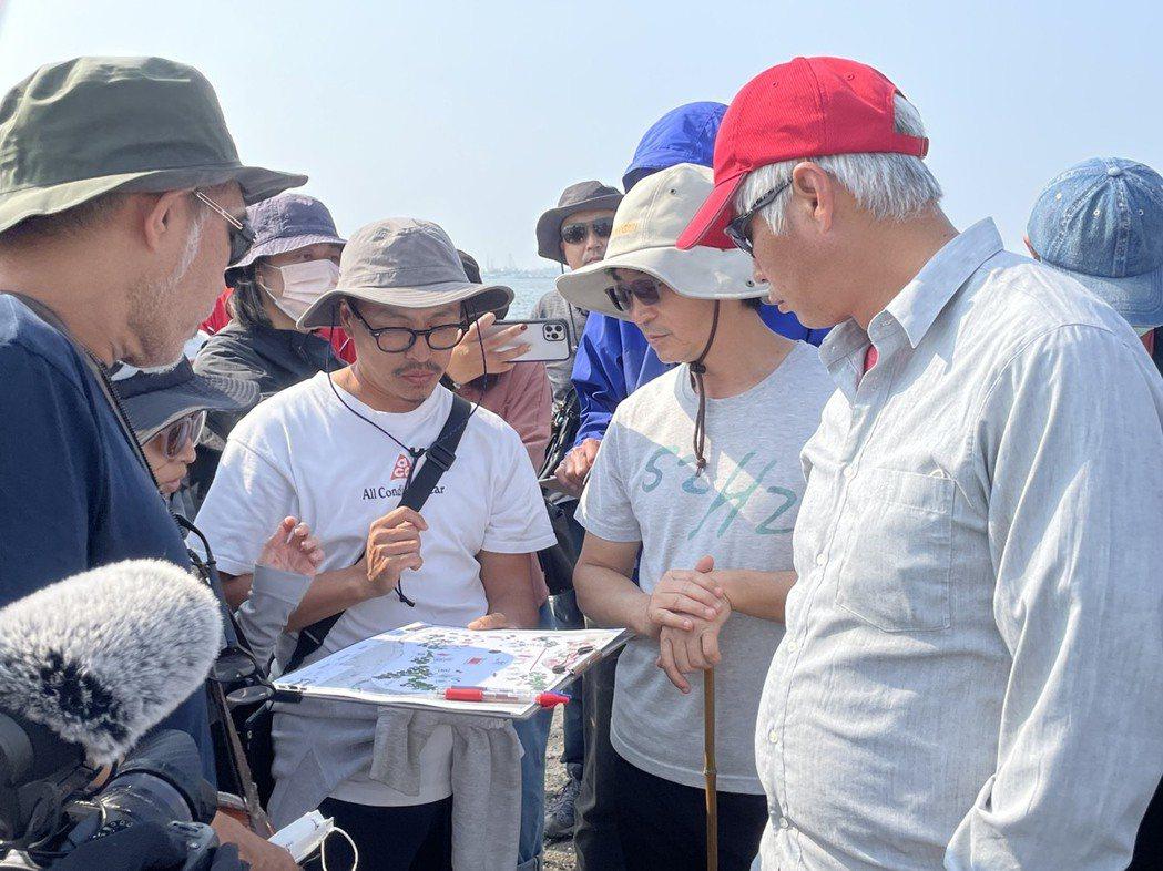 魏德聖籌備「臺灣三部曲」,美術組相當用心。圖/米倉影業提供