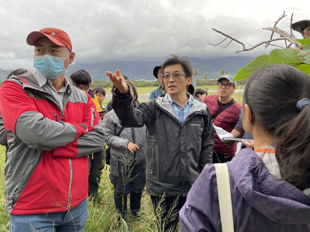魏德聖為「臺灣三部曲」打造300公頃「麻豆社」。圖/米倉影業提供