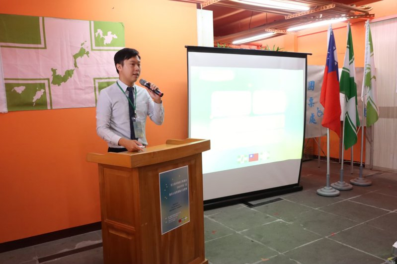 民進黨連江縣黨部主委李問認為小三通還無急迫開放的需要。圖/民進黨連江縣黨部提供