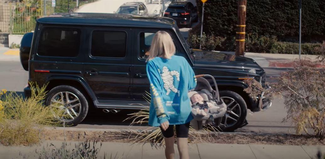 帶小朋友出門或買菜時開著G63都是一種享受。 摘自Mercedes-AMG