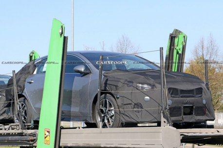 有望導入48V輕油電動力 小改款Kia 「Ceed家族」偽裝車首度捕獲!