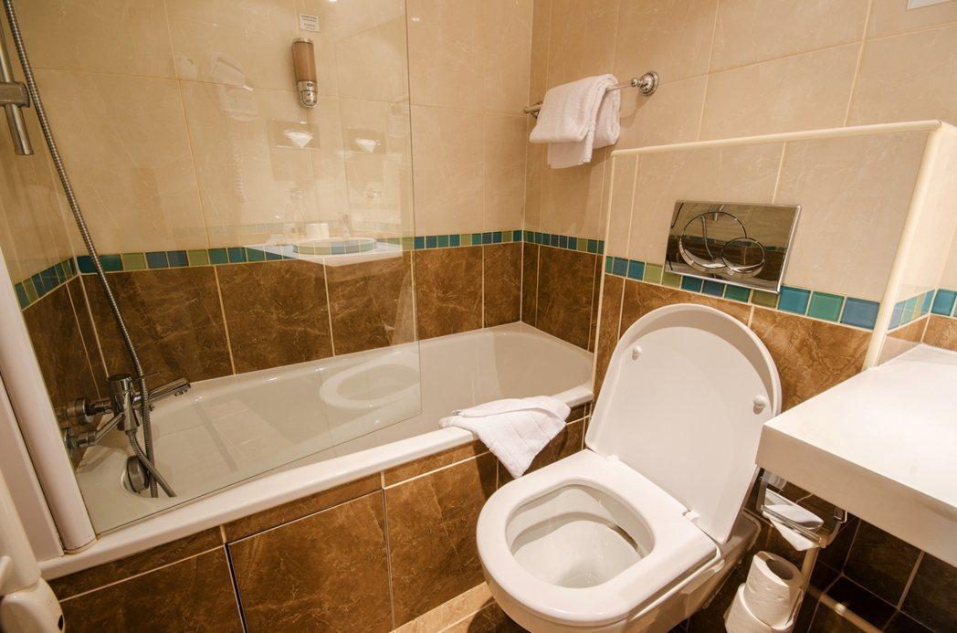 有網友解釋主臥室裡的廁所有衛浴最重要的用途。 圖/ingimage