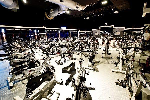 極限健身創立於2004年7月,健身設備相當完整。 極限健身/提供