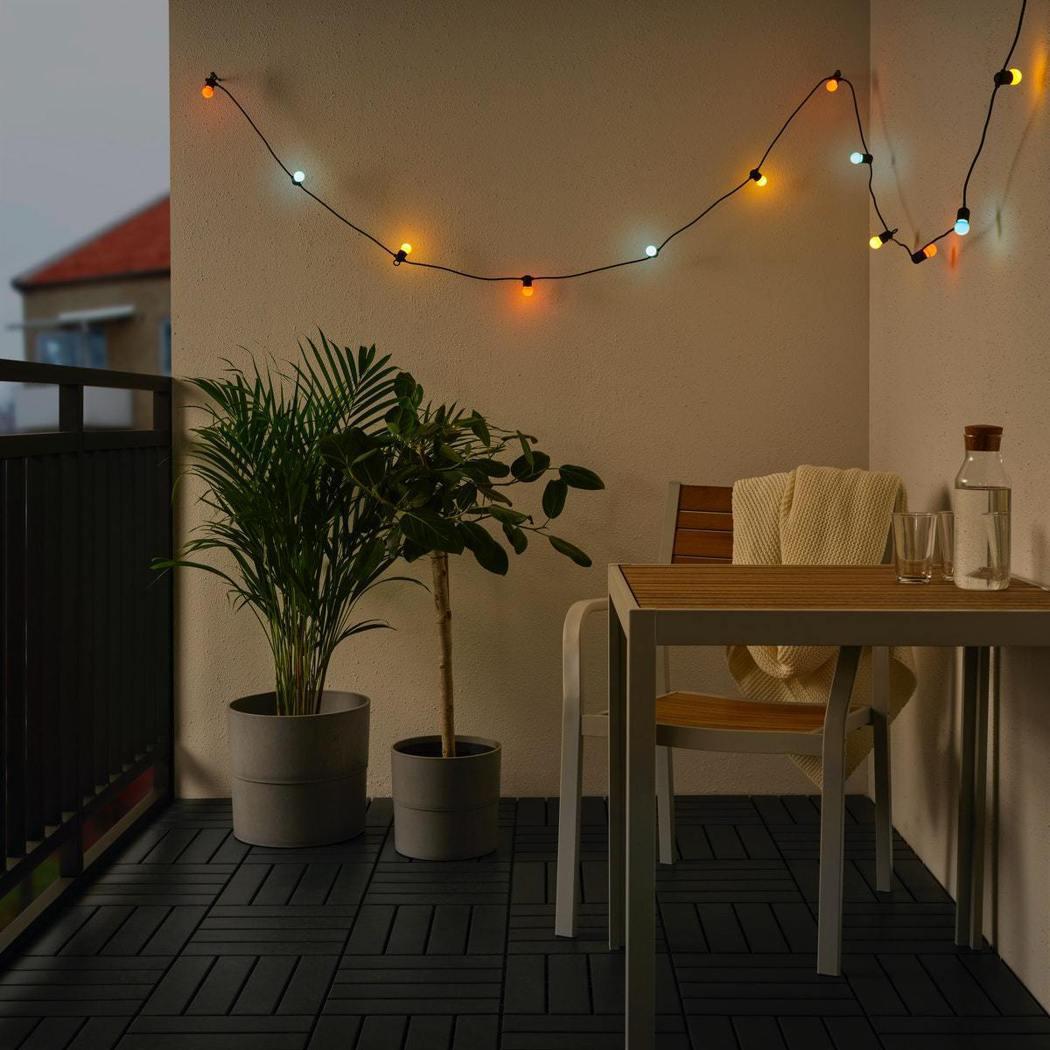 夏季推出了多款SOLVINDEN Led太陽能燈串,從兩百多元至千元有找,既環保...