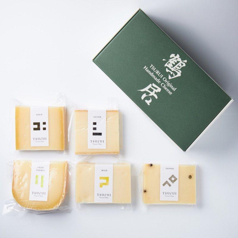 鶴居村酪農業盛行,所生產的起司獲大獎肯定。 業者/提供