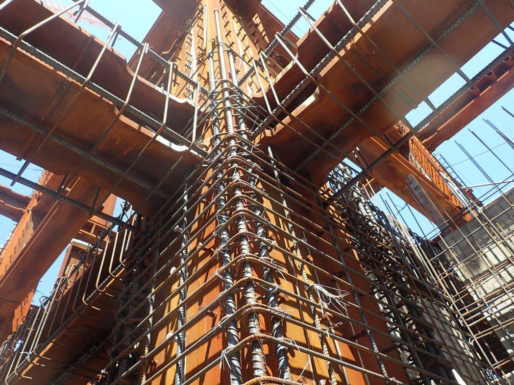 ▌一般常見的鋼筋鐵鏽大多不影響結構安全。