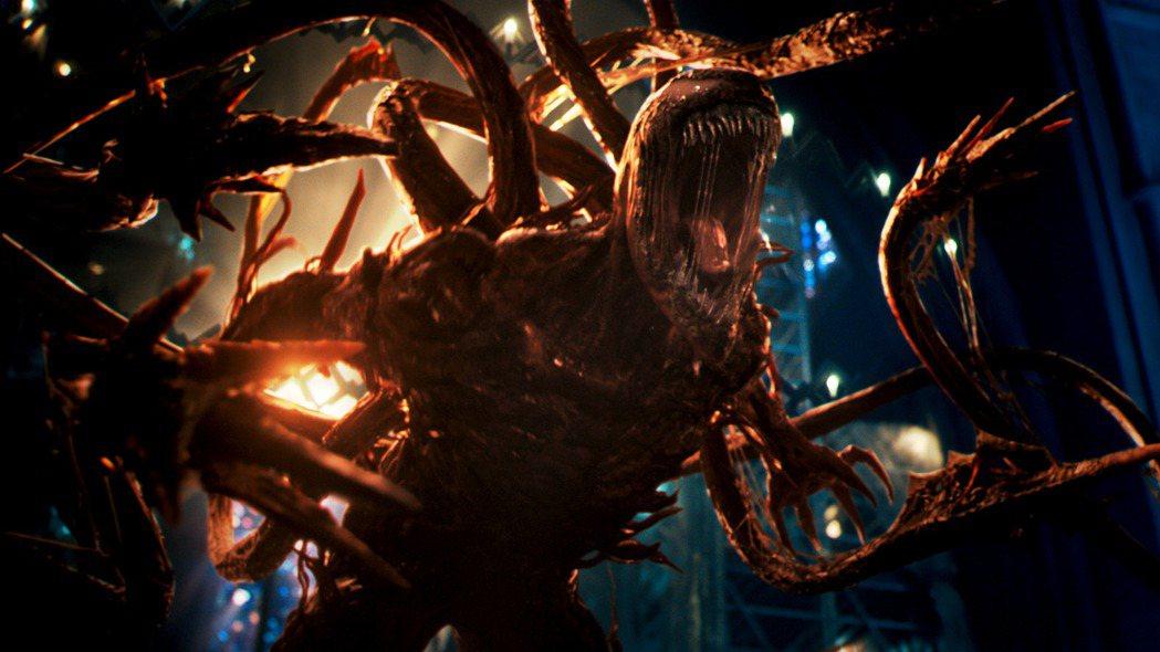 血蜘蛛全球首次亮相。圖/索尼提供