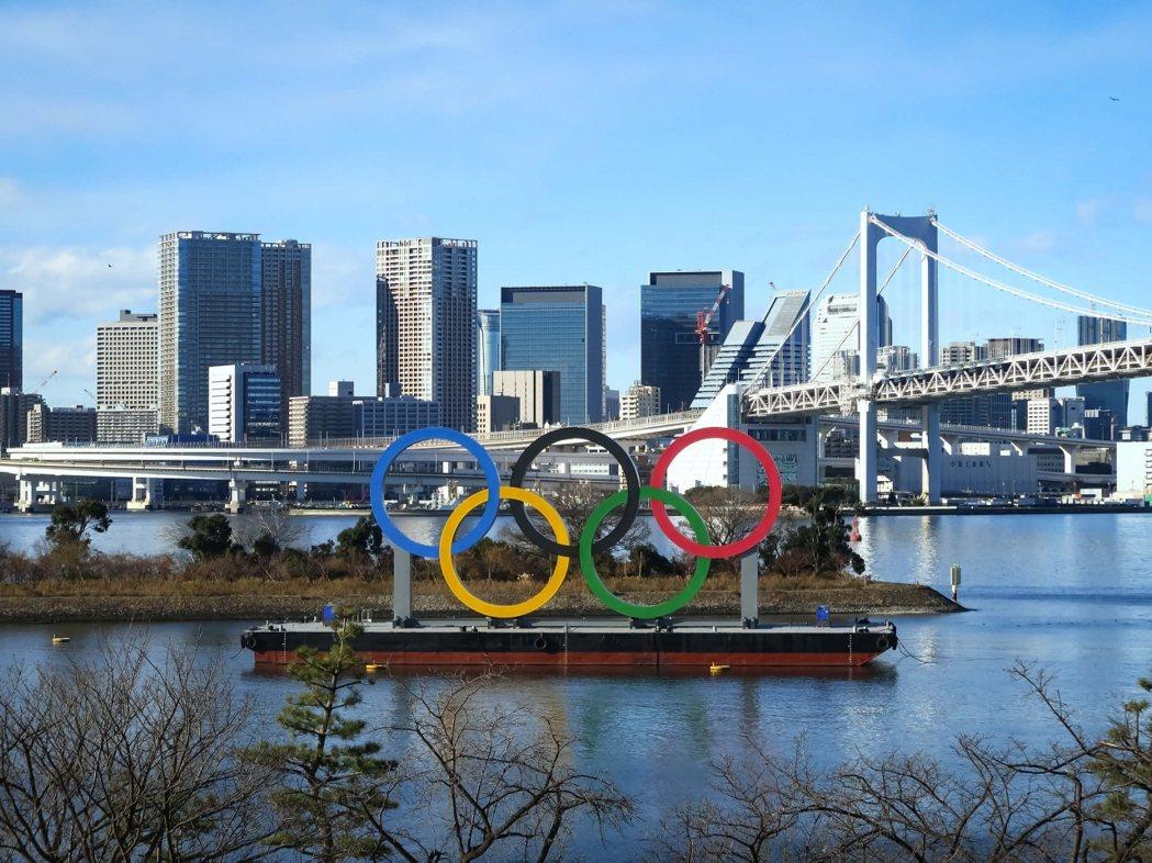 香港特首林鄭月娥宣布特區政府已購入東京奧運轉播權,交予5間電視台轉播或直播。(香...