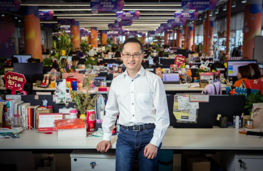 高鑫零售CEO林小海。每經網