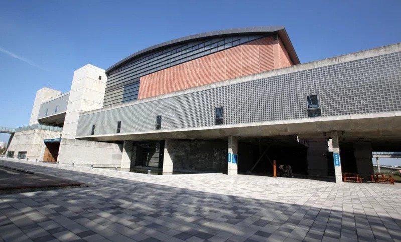 立院今三讀通過,將國立台灣文學館、國立台灣歷史博物館從四級組織升格為三級組織。圖為國立台灣歷史博物館。記者劉學聖/攝影