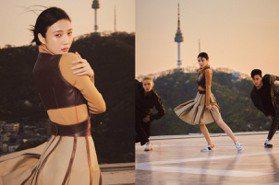 Red Velvet成員Joy絕美熱舞 魅惑入鏡TOD'S新廣告