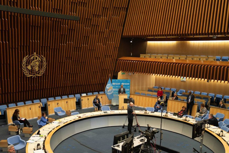 世界衛生組織(WHO)連續第五年未邀請台灣參與世界衛生大會(WHA)。新華社