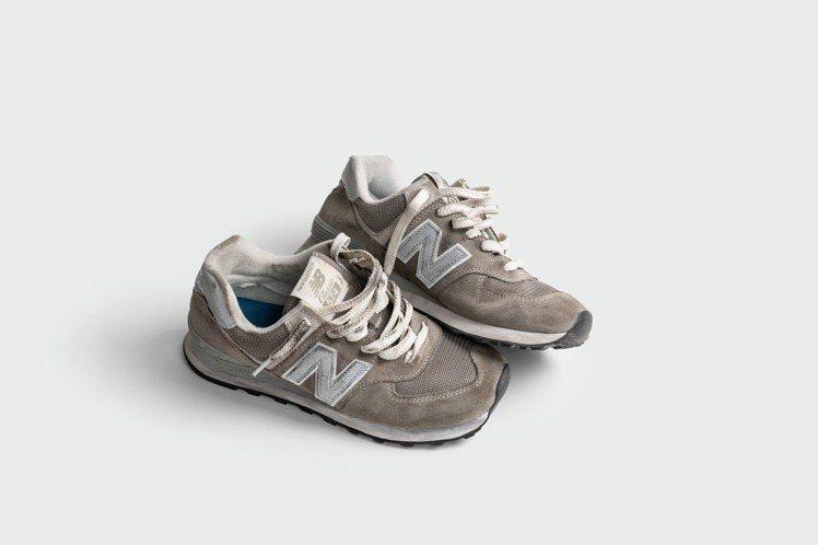 New Balance ML574EGG鞋2,850元。圖/New Balanc...