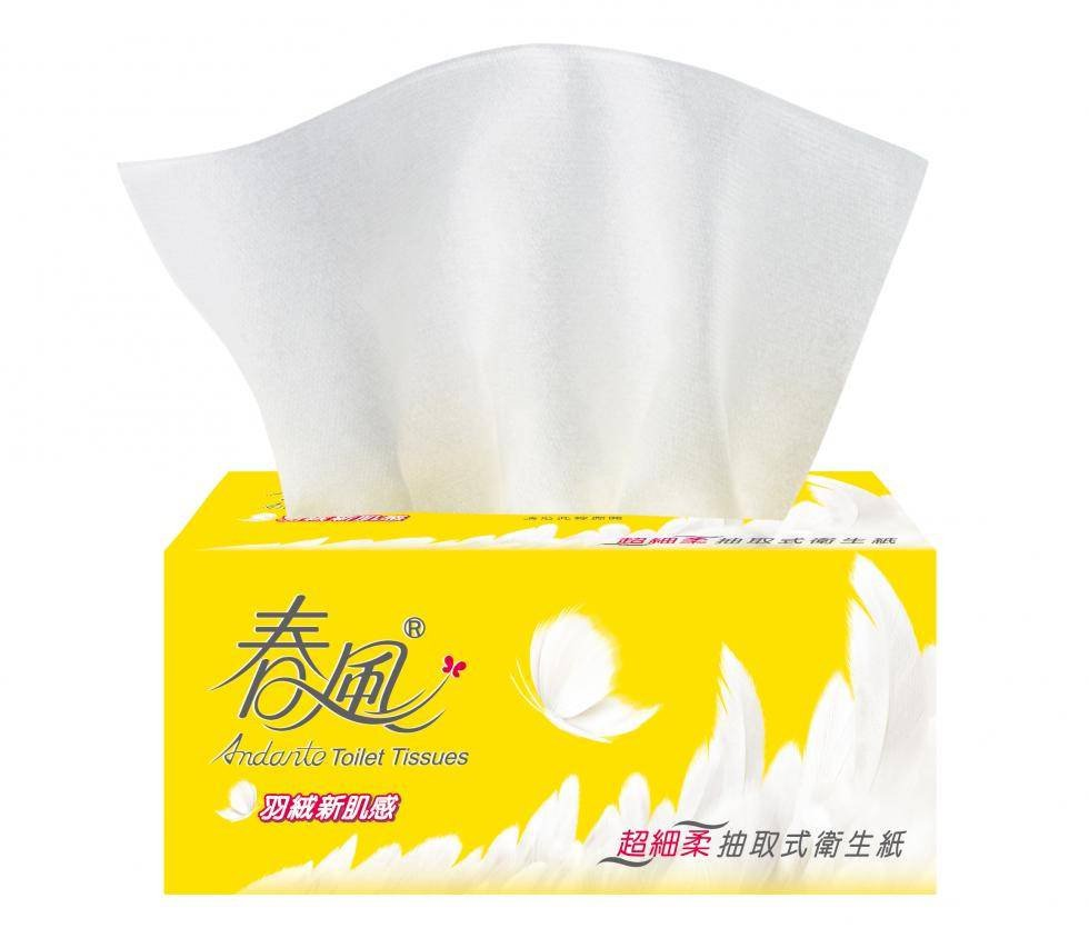 樂天市場店家JS巨盛推出「春風超細柔抽取式衛生紙(110抽/72包/箱) 大張版...