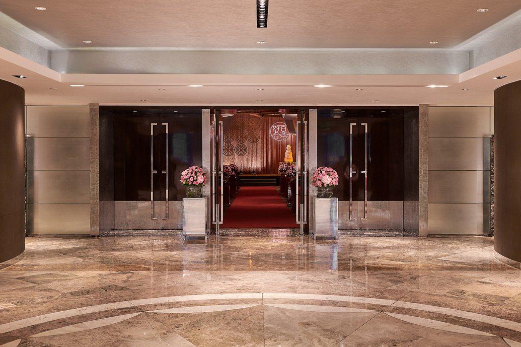 受疫情影響,延期或取消以會議、謝師宴為主。圖/台北君悅酒店提供