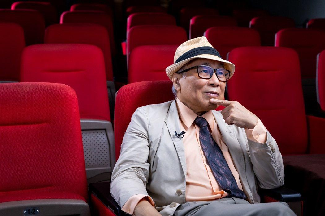台北電影獎卓越貢獻奬得主,為資深的電影文化推手黃建業。圖/台北電影節提供