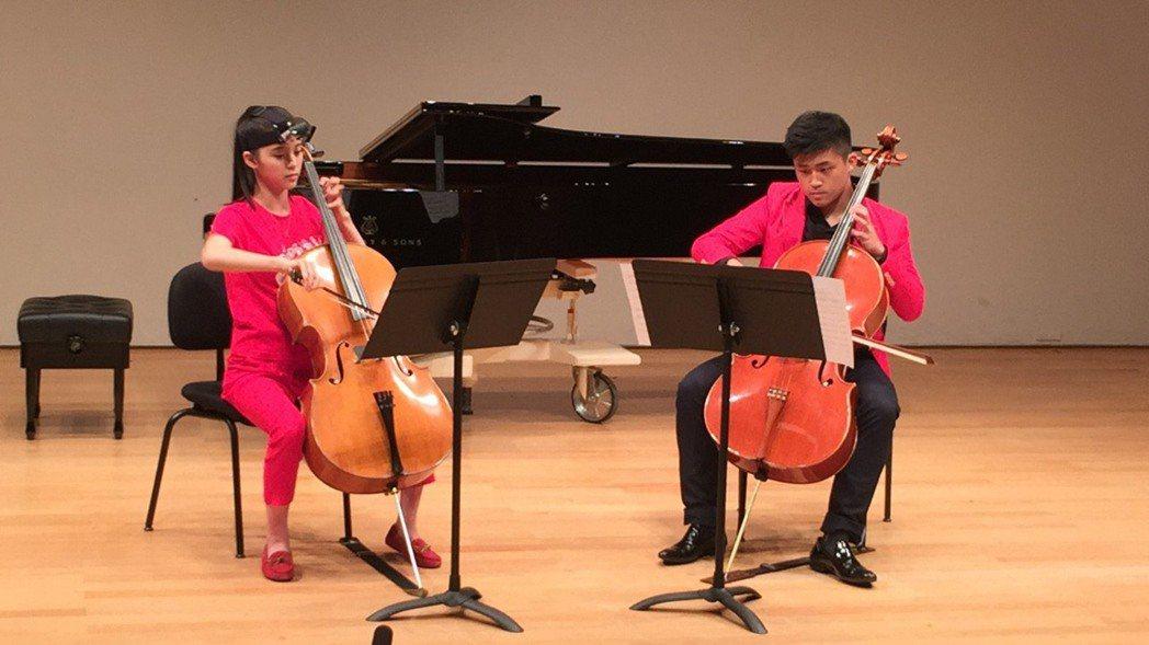 歐陽娜娜(左)與劉昊過去常在音樂上合作。圖/捌拾貳拾娛樂提供