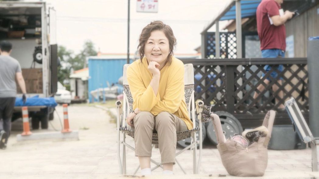 韓資深女演員金海淑是觀眾心目中的媽媽專業戶。圖/中天娛樂台提供