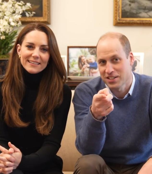 凱特與威廉開始加強在媒體上的經營,不再走傳統皇室貴族的「悶著頭不吭聲」路線。圖/...