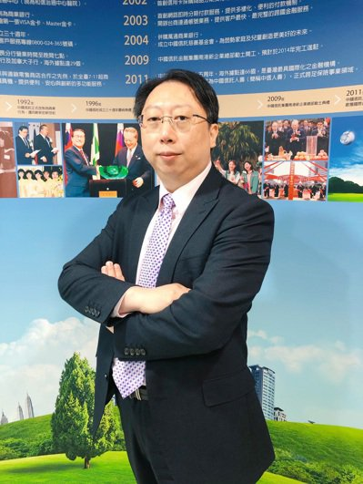 台灣人壽經理張正雄。台壽/提供