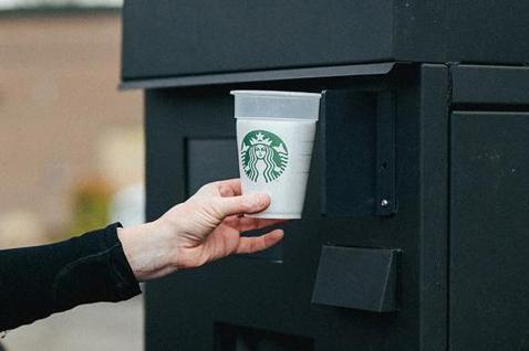 星巴克在美國西雅圖試辦最新的環保杯活動「借杯計畫(Borrow A Cup)」 ...