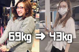 不到半年鏟肉20公斤!日27歲媽媽「兩段式減肥」減掉半個人體重,不出門運動照樣能瘦