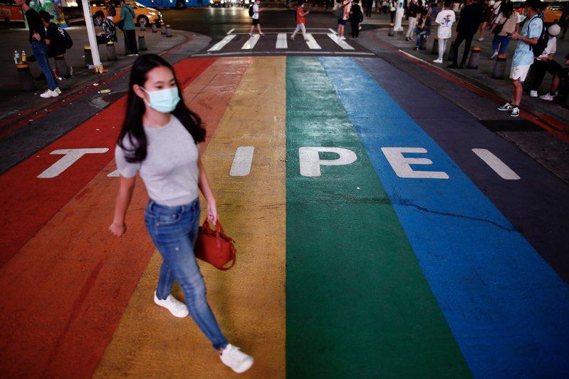 台灣連日出現多起新冠肺炎本土案例。 歐新社