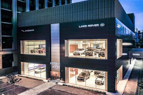 具備電動車保修工位!Jaguar Land Rover新北九和旗艦展示暨服務中心正式開幕