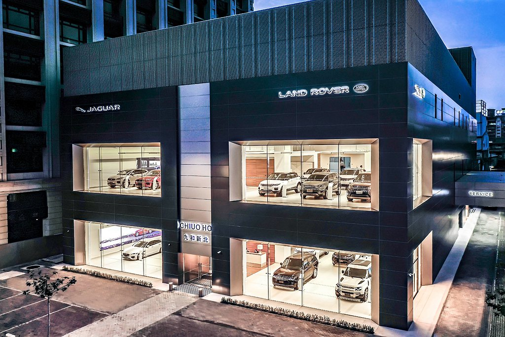 Jaguar Land Rover Taiwan不僅積極導入與國際接軌的最新車款...