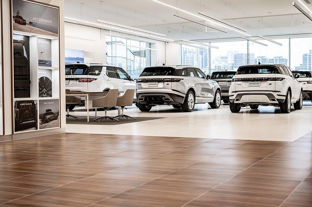 新北九和全新旗艦展示暨服務中心遵循Jaguar Land Rover原廠標準打造...
