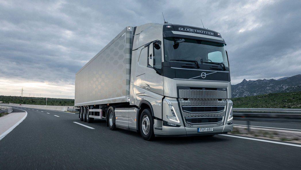 摘自Volvo Trucks